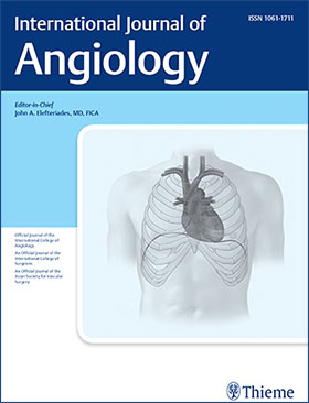 International Journal of Angiology