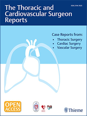 The Thoracic and Cardiovascular Surgeon Reports