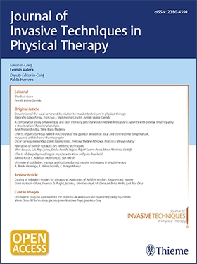 Journal of Invasive Techniques in Physical Therapy