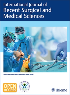 International Journal of Recent Surgical and Medical Sciences