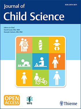 Journal of Child Science